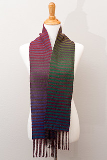 Mochi Striped Scarf