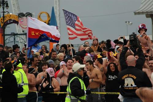 Coney Island Polar Bear New Year's Day Plunge