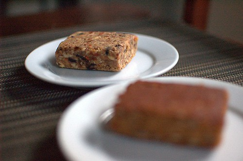 Primal slice nut crunch