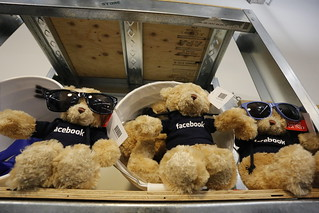 Facebook teddy bears