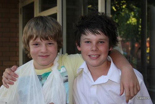 James and Curtis