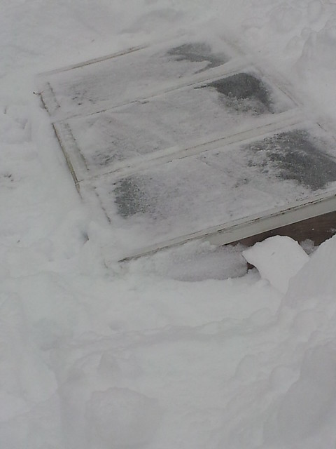 Unburying the Cold Frame