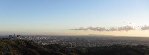 the LA sprawl