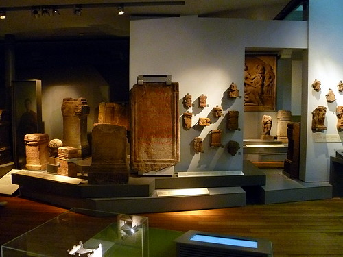 Inscriptions in the Great North Museum