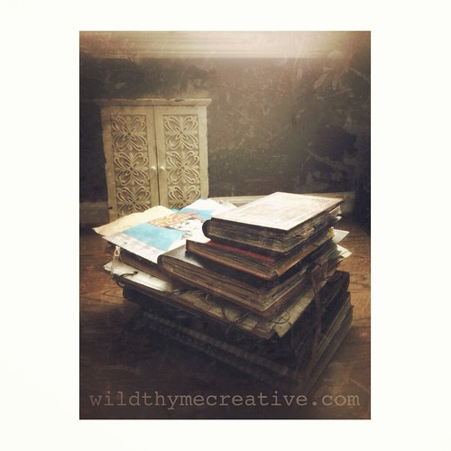 A year in journals - 2012