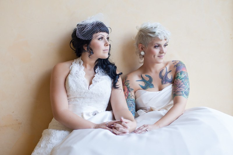 Window Light Brides