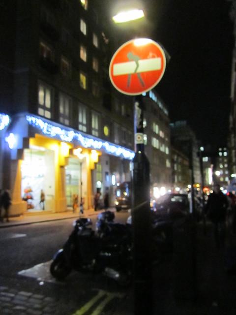 Clet Abraham, Covent Garden