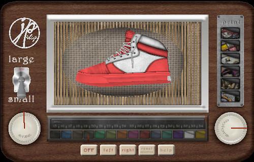 JP Sneaker Ventura