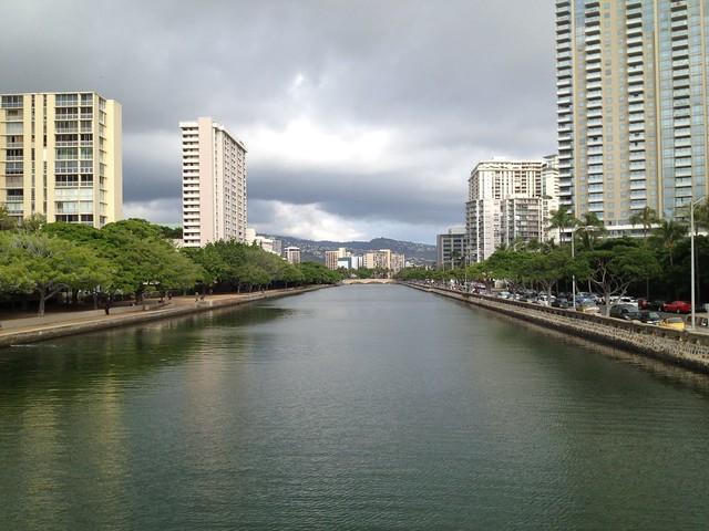 Ala Wai Canal