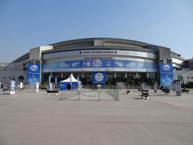The Sinan Erdem Arena