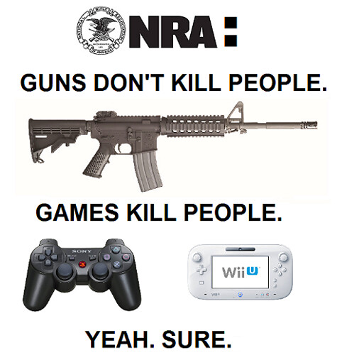 The NRA Explains It All To You