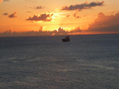 11-15-12 St. Maarten 48 - Sunset