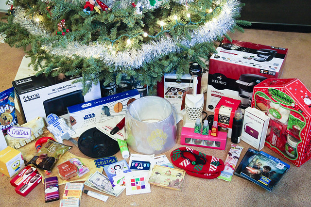 My 2012 Christmas Haul