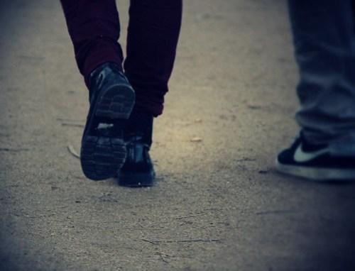 The shoes of Paris