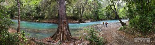 Rio Azul Huehuetenango, Guatemala