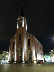 "Kehl, ""Friedenskirche"" (Church of Peace)"