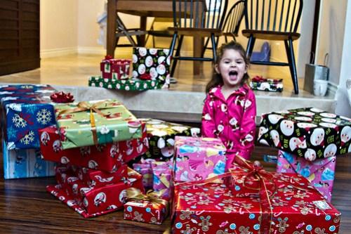 yay presents!