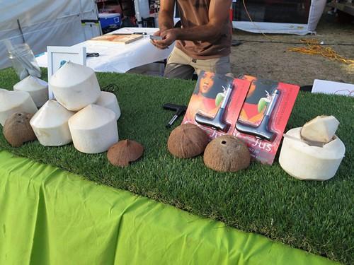 Coconut & coconut openers