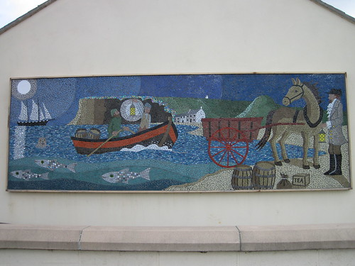 Saltburn - Foreshore Mosaic