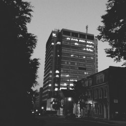 The Bell Aliant Building - iPhone Photography Project #iPP