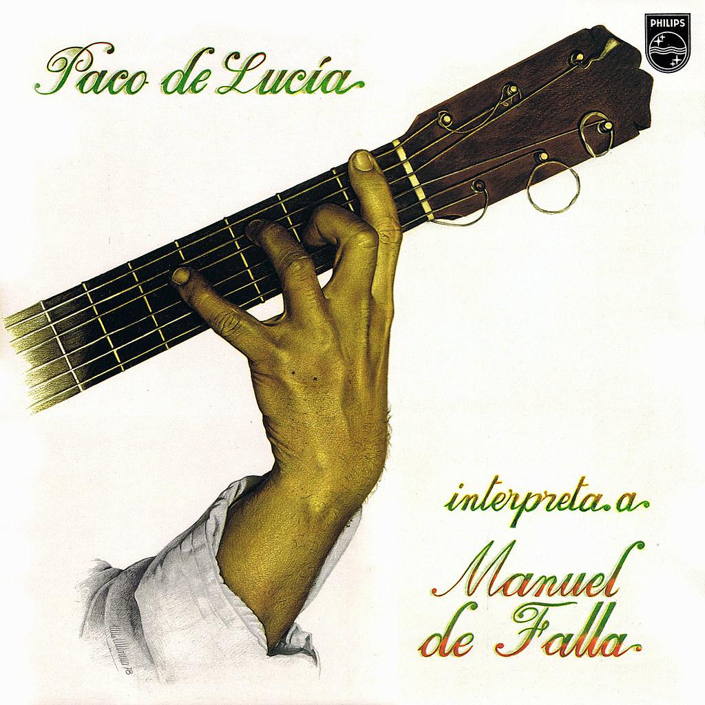 Paco de Lucía - Interpreta a Manuel de Falla
