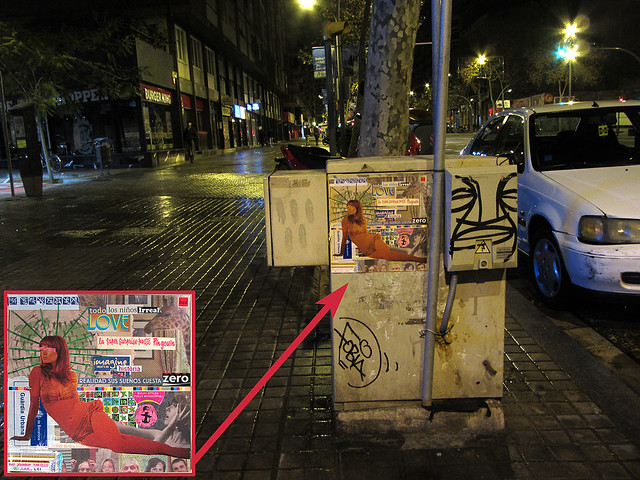 Relationship LXI (left in Barcelona)