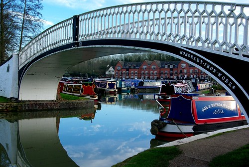 20130113-09_Brauston Marina off Grand Union Canal by gary.hadden
