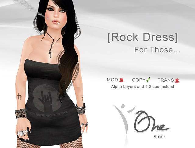 [Rock Dress] For Those...