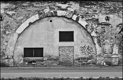 Prag / Bogen / arch