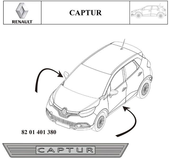 Renault filtra el diseño de su nuevo SUV del segmento B