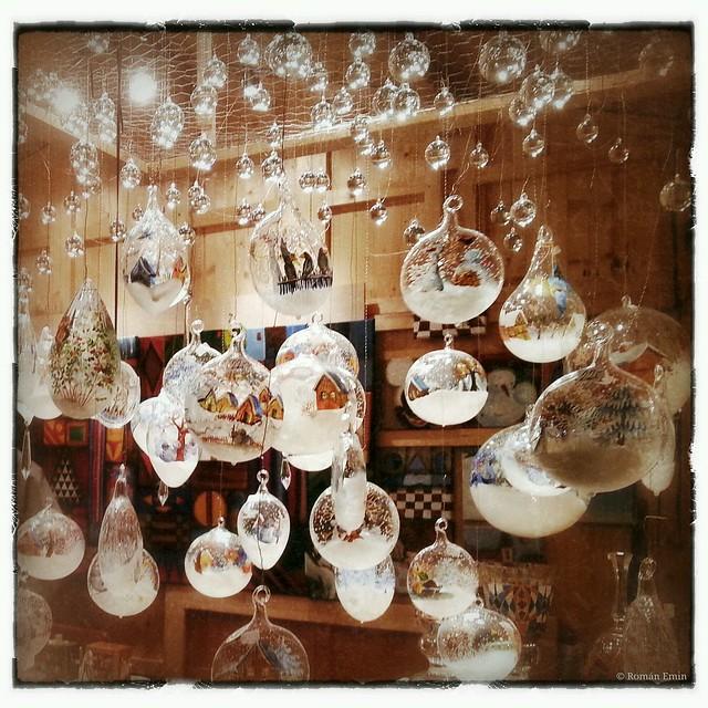 Christmas Market,  Vienna.
