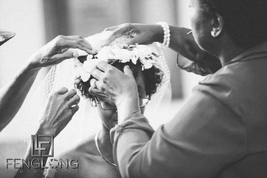 Chalandra & Richard's Wedding | Pleasant Hill Presbyterian Church & Marriott Gwinnett Place | Atlanta Wedding Photography