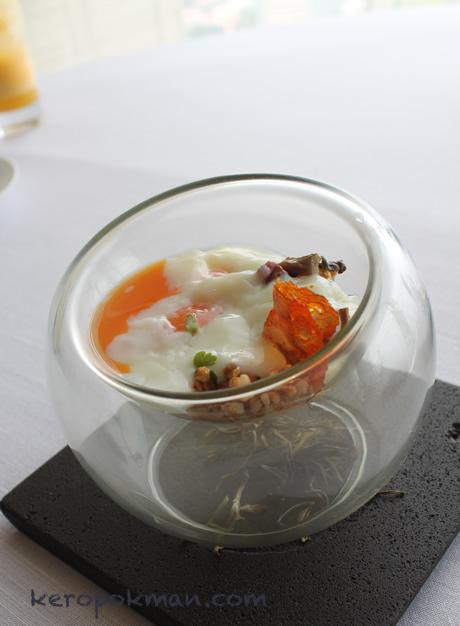 Lunch @ Jaan, Swissotel