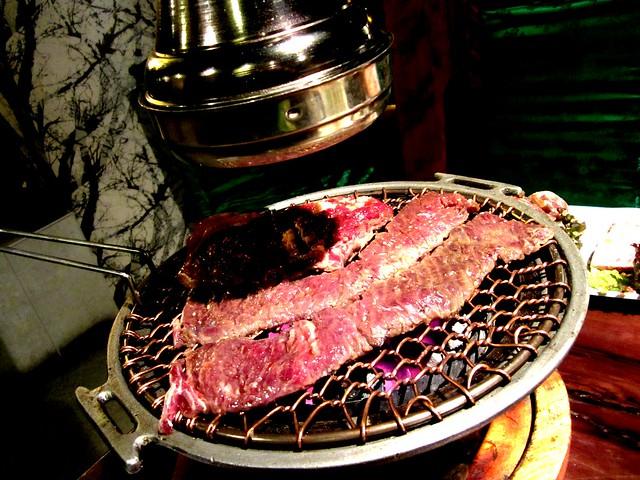 Korean dinner 13