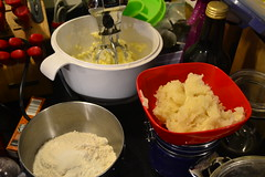 Yuca Dough Ingredients