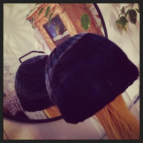 Hubby's hat