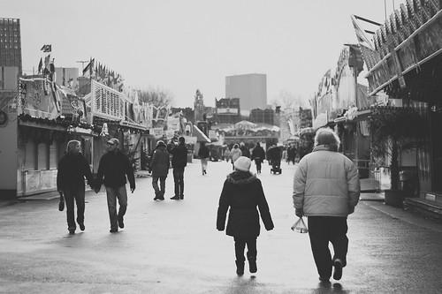 Hamburg: Winterdom