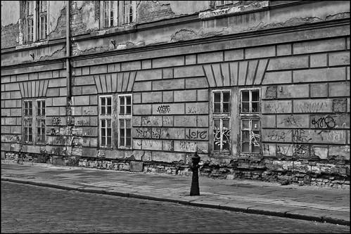 Prag / altes Haus / old House