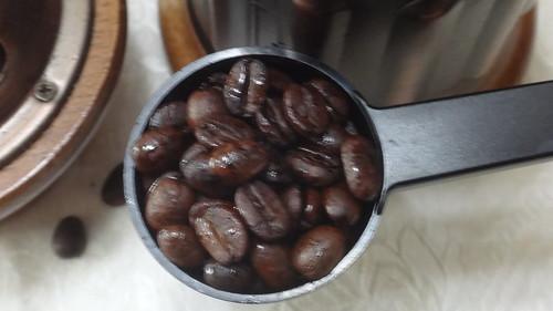 七美人咖啡_尼泊爾喜馬拉雅山萬年雪水5