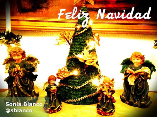 Feliz Navidad :)