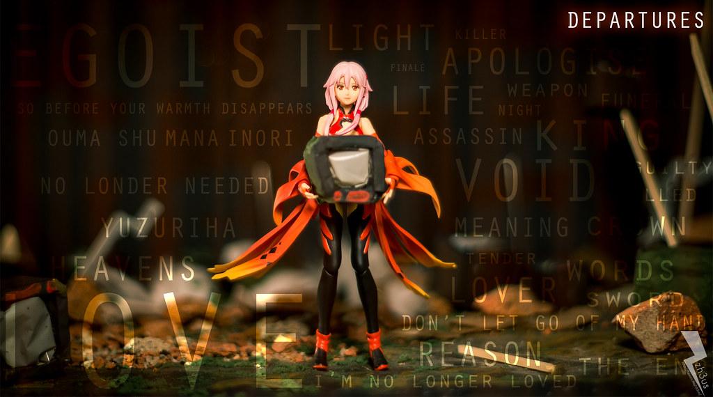 Yuzuriha Inori | Guilty Crown