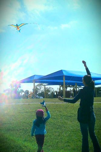 kite flying by alexthoth