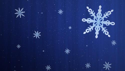 Снежинки, узор by setyelina