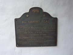 P1170187 California Historical Landmark No. 784: El Camino Real by jawajames