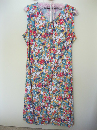 Cherish dress for Mum - front
