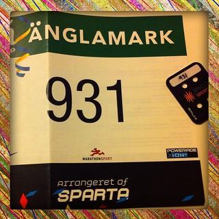 Anglamark Nytårsløb 2012