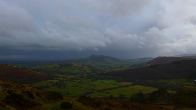 Ysgyryd Fawr, Hatterrall Hill