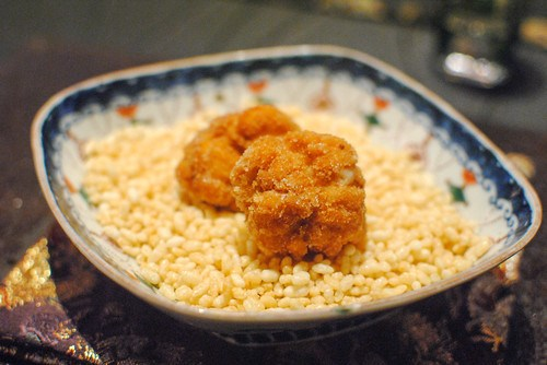 Fried Shirako