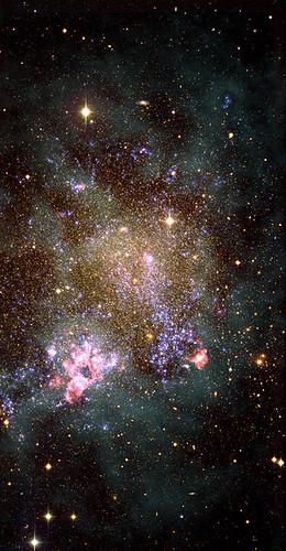 Galaxia IC1613
