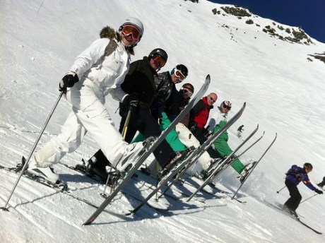 Fabulous Ski Students by Fabulous Ski